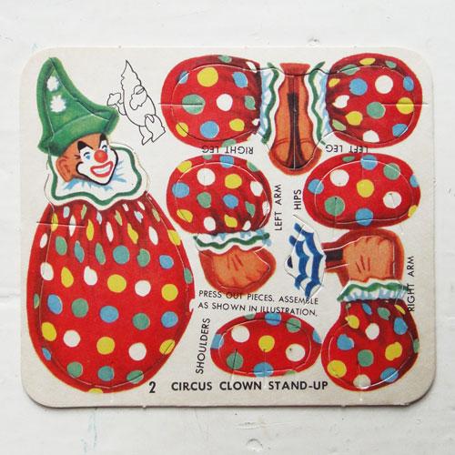 Carte-decoupage-clown-vintage-punch-out-clown-card-shop-rocket-lulu