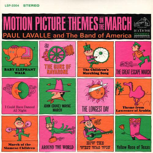 Paul-lavalle-1965-vintage-album-cover