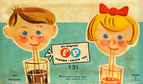 Fisher-price-milk-wagon-131-1965-vintage-graphic-rocket-lulu
