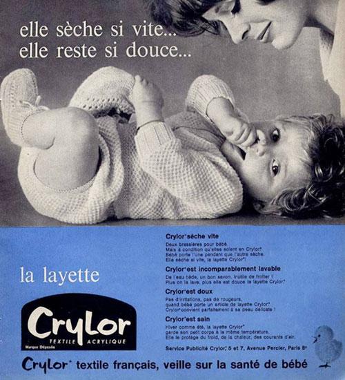 Crylor-layette-pub-vintage-annees-60-rocket-lulu