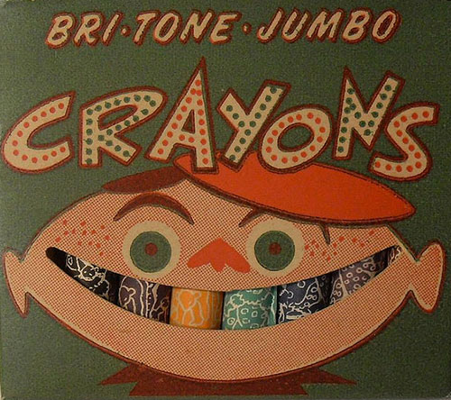 Vintage_enfant_crayons_packaging_1950s_rocket_lulu