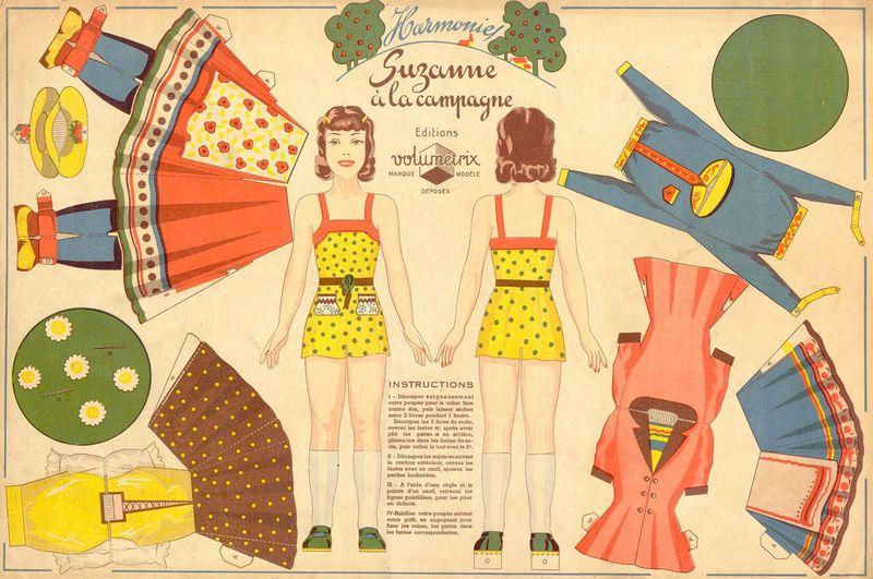 Volumetrix_suzanne_a_la_campagne_vintage_paper_doll_toy
