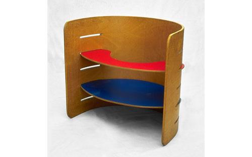 Design-enfant-vintage-midcentury-Vedel-childs-chair-rocket-lulu