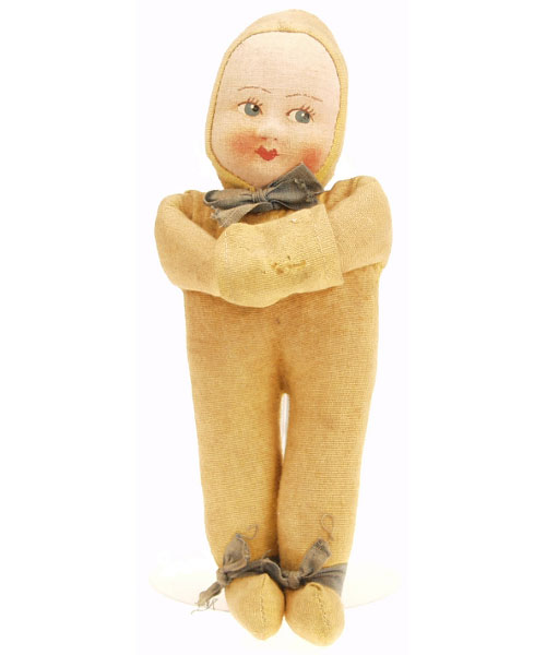 Poupee_chiffon_jaune_vintage_doll