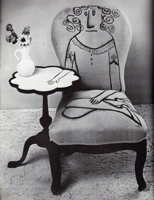 Saul_steinberg_chair_photo