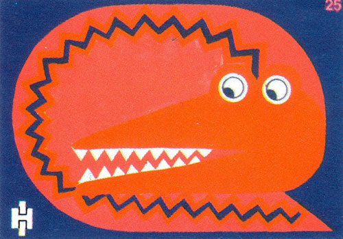 Vintage-enfant-illustration-croco-zoo-match-label3