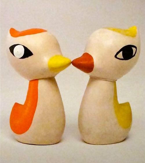 Vintage-enfant-kids-design-Libuse-Niklova-Ducklings-1964-rocket-lulu