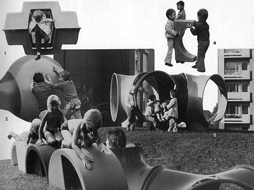 Design-enfant-4-espaces-jeux-vintage-kids-playgrounds-Sven-Mortensen-Richard-Thern-Werner-Zemp