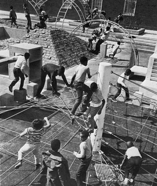 Design-enfant-5-espaces-jeux-vintage-kids-playgrounds-Paul-Friedberg-1968