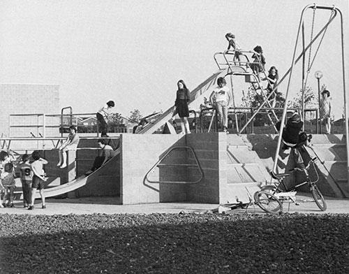 Design-enfant-8-espaces-jeux-vintage-kids-playgrounds-Milton-Keynes-Margaret-Groom-Brian-Milne