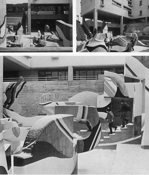 Design-enfant-6-espaces-jeux-vintage-kids-playgrounds-Michael-Grossert-1967