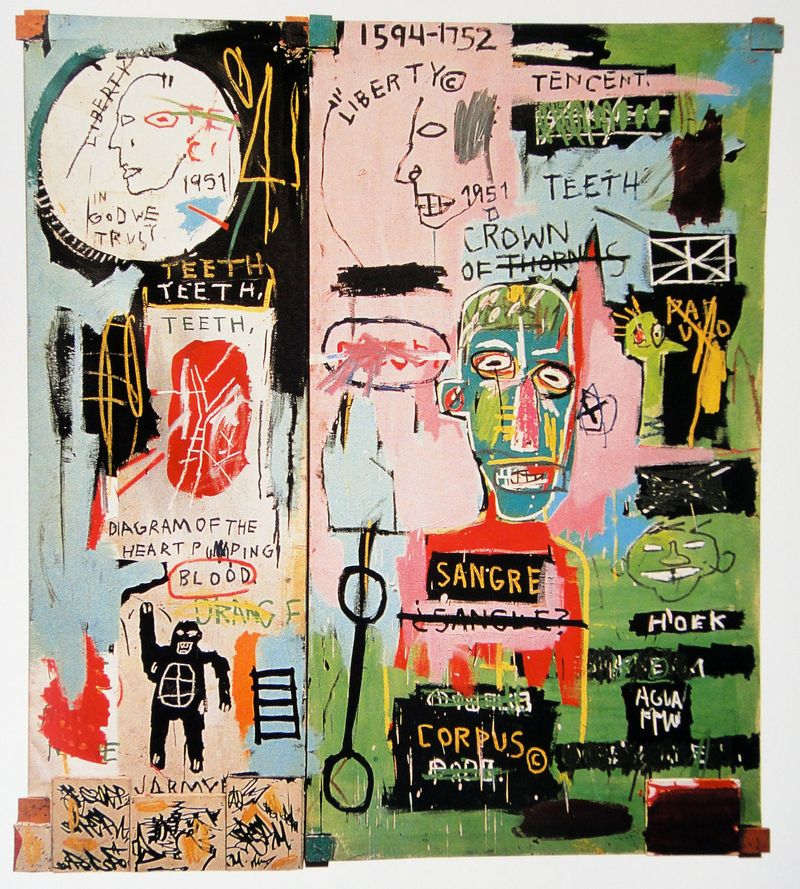 Basquiat-in-italian-1983-brooklyn-museum