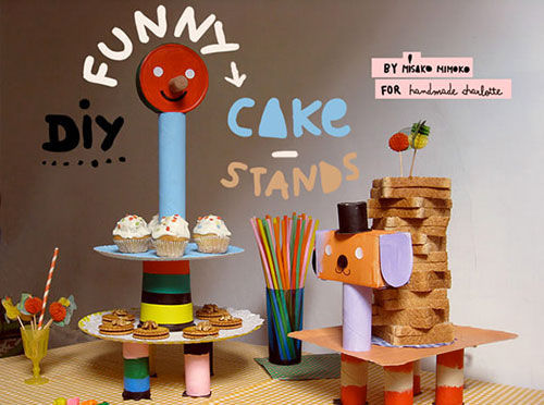 Party-cake-stand-Mis­ako-Mimoko-DIY-recup-upcycling-craft-activite-enfant-kids-rocket-lulu3