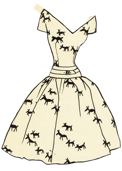 3-robe-coralie-dress-paper-doll-mode-vintage-fashion-1950s