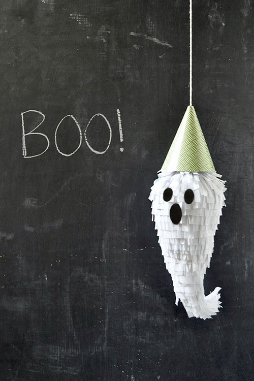 DIY-enfant-kids-craft-ghost-pinata-party-boo