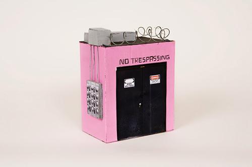 Ana-serrano-building-cardboard-sculpture-collage-art2