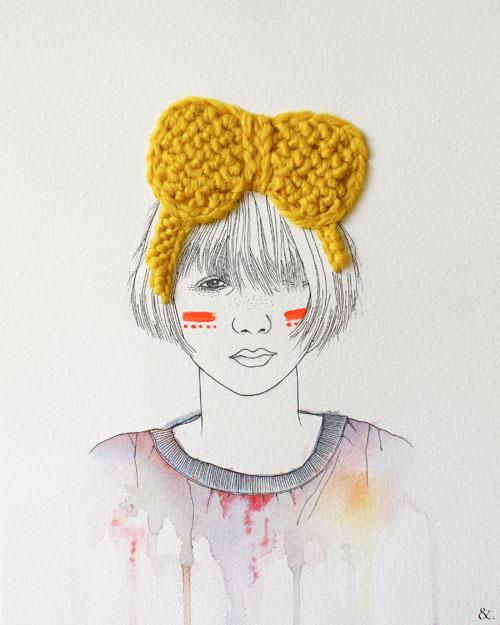 Izziyana-suhaimi-friends-to-keep-you-warm-embroidery-art-illustration-rocket-lulu2