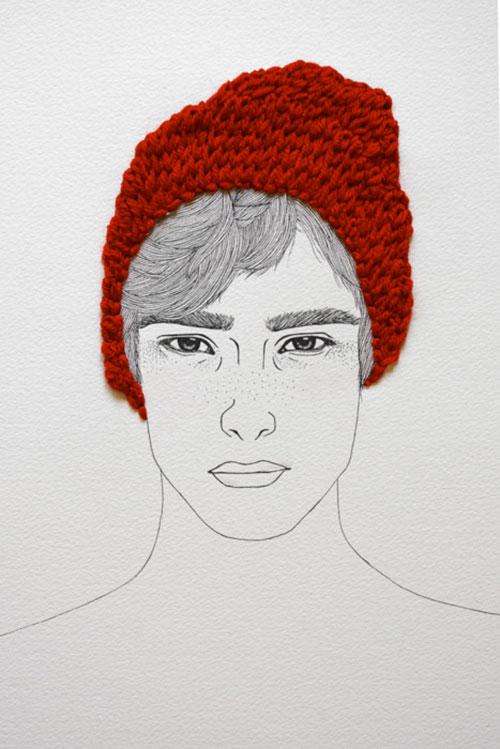 Izziyana-suhaimi-friends-to-keep-you-warm-embroidery-art-illustration-rocket-lulu5