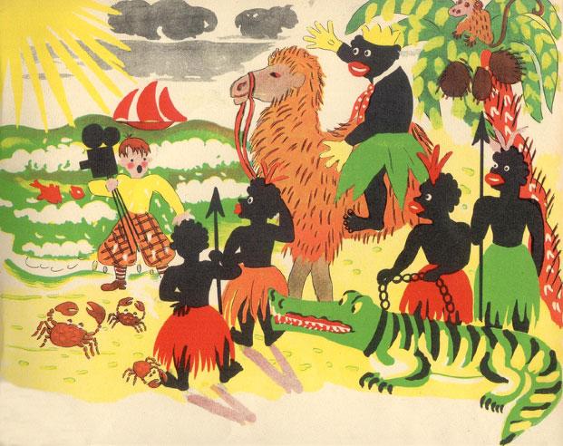 Lilou-album-enfant-1934-vintage-children-book-paper-doll8-rocket-lulu