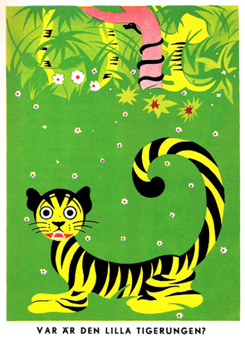 Livre-enfant-einar-nerman-kom-ska-vi-leka-vintage-children-book-rocket-lulu-4