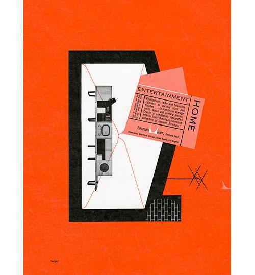 Herman-miller1-magazine-ad-1952-vintage-graphic-design-rocket-lulu