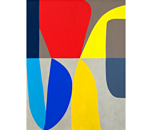 Stephen-ormandy-circus-oil-painting-art-2010-rocket-lulu