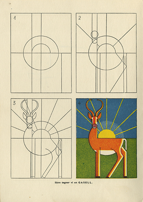 Hans-hauger-drawing-book-gazelle-rocket-lulu