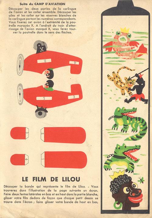 Lilou-album-enfant-1934-vintage-children-book-paper-doll13-rocket-lulu