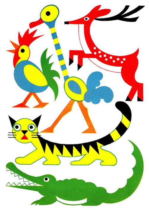 Livre-enfant-einar-nerman-kom-ska-vi-leka-vintage-children-book-rocket-lulu-18