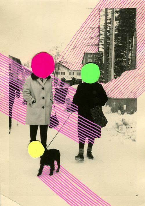Naomi-vona-fluo-conversations-collage-vintage-photo-art-rocket-lulu