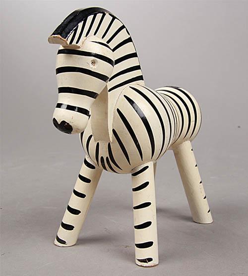 Kay-bojesen-jouet-bois-zebre-zebra-danish-design-toy-maison-danemark