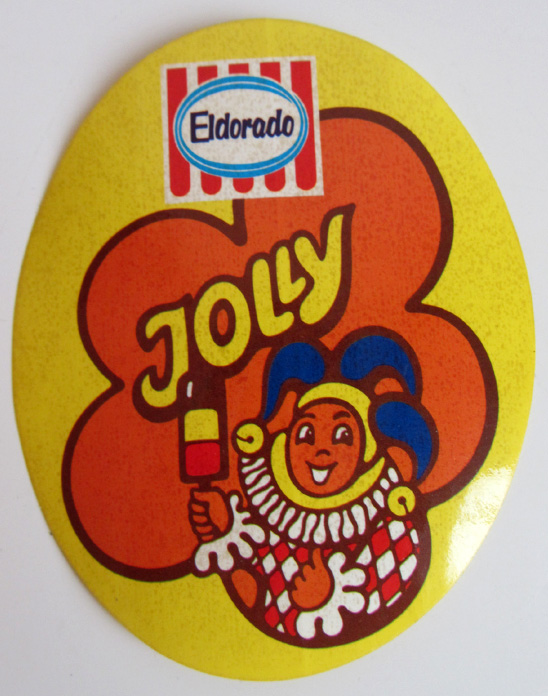 Autocollant-vintage-sticker-70s-eldorado-jolly-ice-cream-rocket-lulu