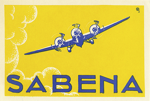 Airlines-sabena-vintage-luggage-label-ephemera-rocket-lulu