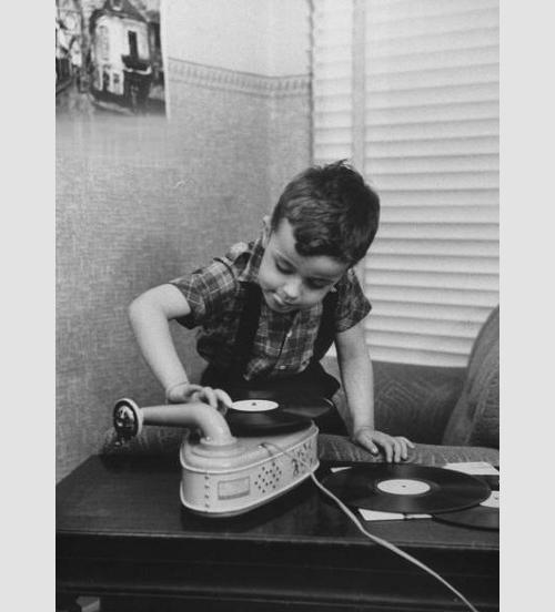 Ancien-disque-enfant-kid-spin-record-rocket-lulu