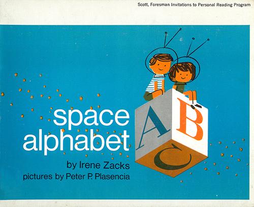 Ancien-livre-enfant-space-alphabet-1964-vintage-kids-book-rocket-lulu01