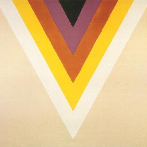 Keneth-noland-art-bab-yaga-1964-rocket-lulu