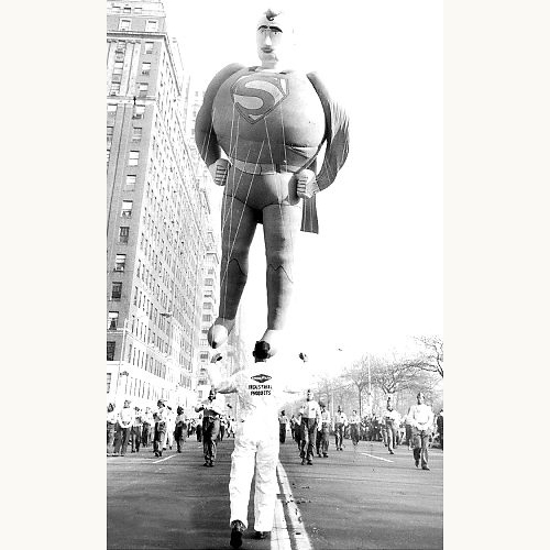 Macy's-thanksgiving-day-parade-1966-superman-balloon-vintage-photo-rocket-lulu
