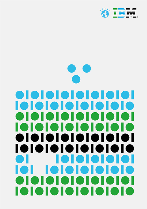 Graphisme-poster6-the-cognitivie-puzzles-olgivy-for-IBM-campaign-graphic-design-rocket-lulu