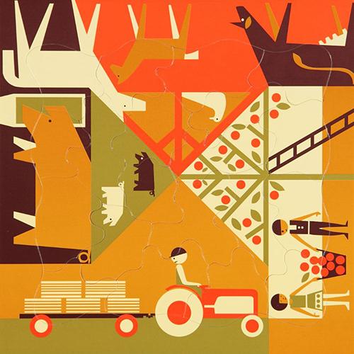 Puzzle-ferme-piqpoq-farming-fredun-shapur-toy-rocket-lulu