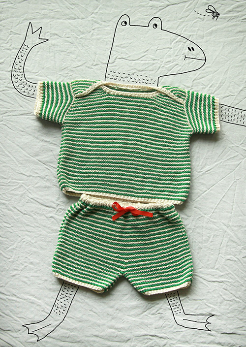 Tricot-retro-ensemble-malo-baby-knit-wear-rocket-lulu