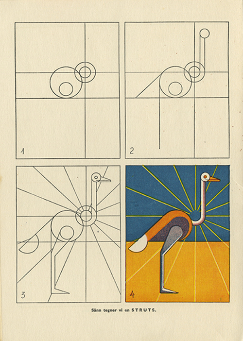 Hans-hauger-drawing-book-ostrich-rocket-lulu