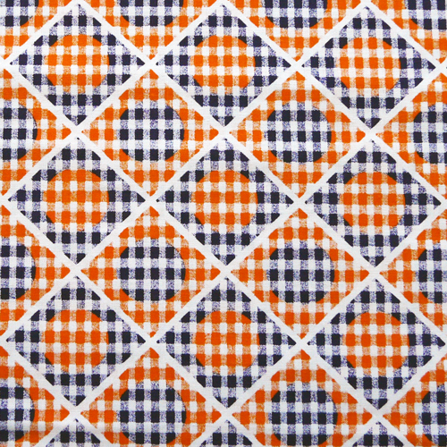 Coupon-tissu-vintage-neon-cotton-fabric-rocket-lulu4