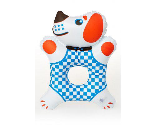 Libuše-niklová-Punťa-inflatable-toy-rocket-lulu