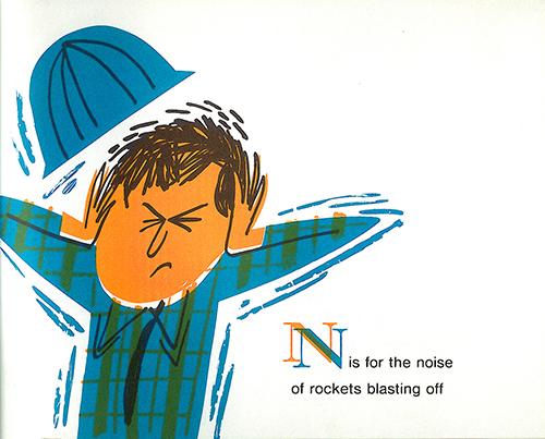 Ancien-livre-enfant-space-alphabet-1964-vintage-kids-book-rocket-lulu14