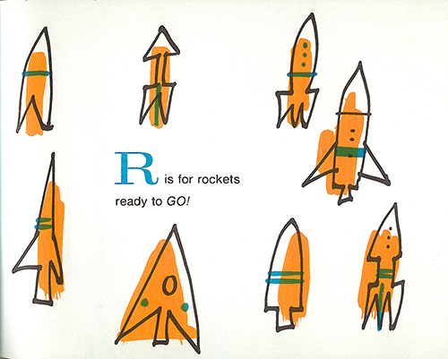 Ancien-livre-enfant-space-alphabet-1964-vintage-kids-book-rocket-lulu18