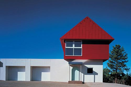 Ettore-sottsass-casa-wolf-colorado-USA-1987-1989-architecture-rocket-lulu