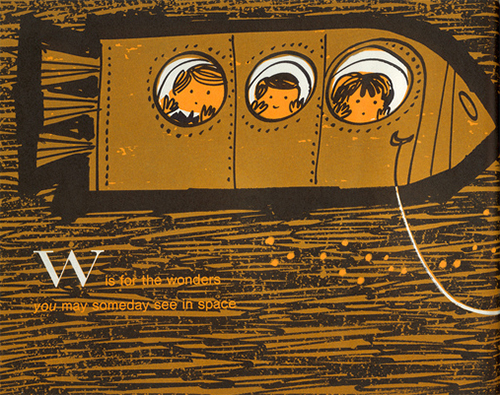 Ancien-livre-enfant-space-alphabet-1964-vintage-kids-book-rocket-lulu23
