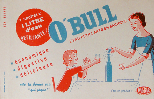 Ancien-buvard-O'Bull-vintage-french-blotting-paper