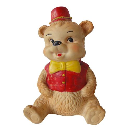 Jouet-vintage-enfant-pouet-ours-rocket-lulu