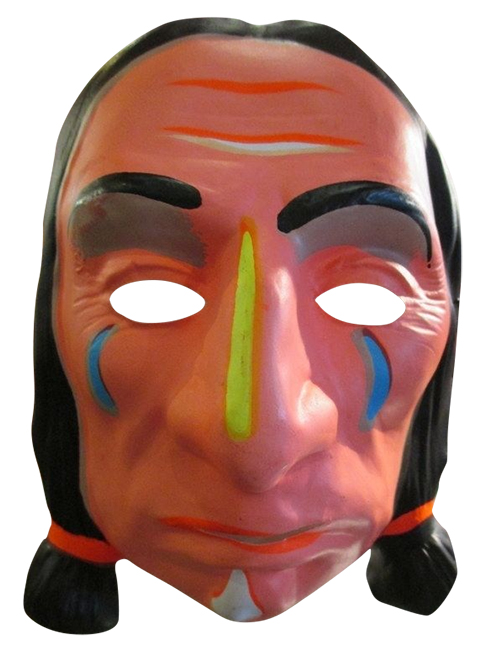 Halloween-jouet-vintage-masque-indien-rocket_lulu